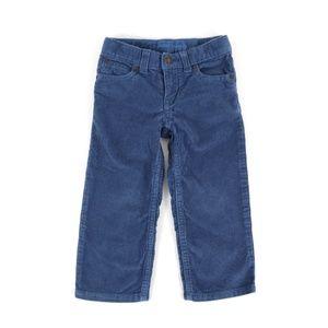 LANDS' END corduroy pants, boy's size 2T